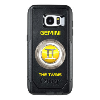 Gemini - The Twins Horoscope Sign OtterBox Samsung Galaxy S7 Edge Case