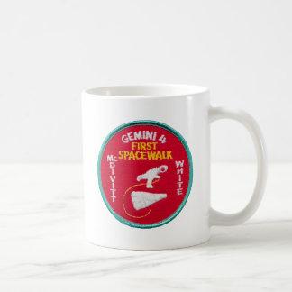 Gemini Titan 4: McDivitt and Young Coffee Mugs