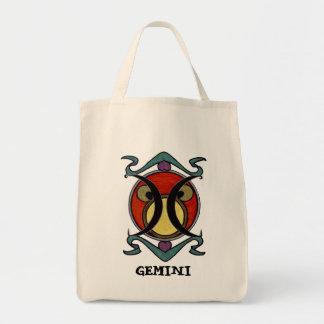 Gemini Tote Tote Bag