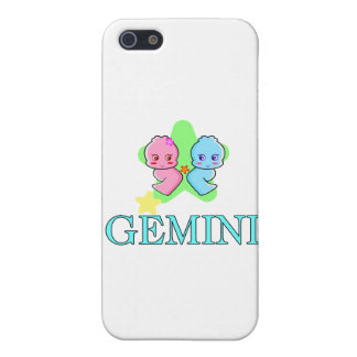 Gemini Twins Cover For iPhone 5