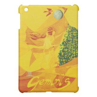 Gemini Watercolor iPad cover by Mar Gimeno