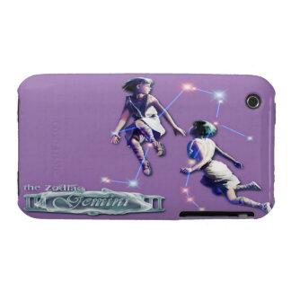 Gemini Zodiac for your Case-Mate iPhone 3 Case