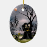 Gemini - Zodiac Girls - Ornament