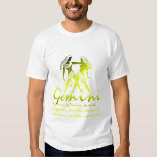 Gemini Zodiac Shirt