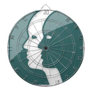 Gemini Zodiac Sign Dartboards