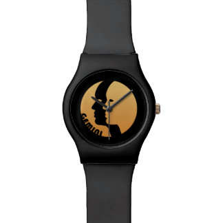 Gemini Zodiac Sign Wrist Watch