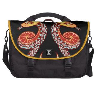 Gemini Zodiac - Snake Bag For Laptop