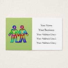 Gemini Zodiac Star Sign Color Line Business Card at Zazzle