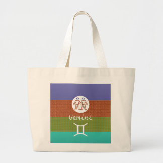 GEMINI -  ZODIAC Symbol Bag