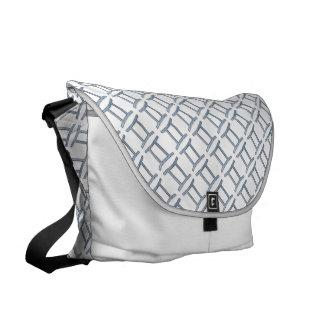 Gemini Zodiac Symbol Element Courier Bags