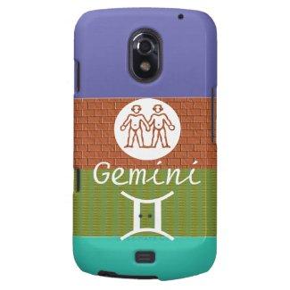 GEMINI - ZODIAC Symbol Galaxy Nexus Cases