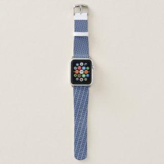 Gemini Zodiac Symbol Standard by Kenneth Yoncich Apple Watch Band