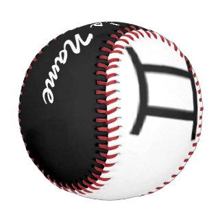 Gemini Zodiac Symbol Standard Baseball