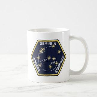 Géminis 6A (oficialmente géminis VÍA) Tazas De Café