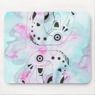 GEMINIS MOUSE PAD