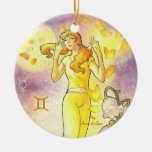 Géminis Ornaments Para Arbol De Navidad