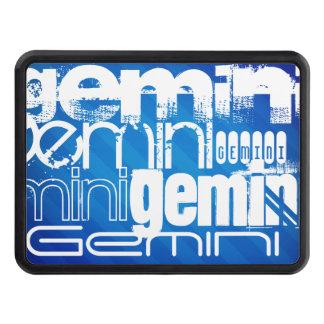 Géminis; Rayas azules reales Tapa De Remolque