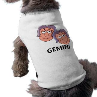 Géminis Ropa De Mascota