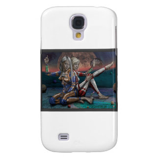 Géminis Samsung Galaxy S4 Cover