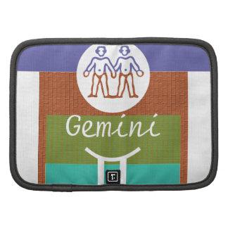 GÉMINIS - símbolo del ZODIACO Planificador