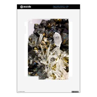 Gemology cristalino espiritual de la roca de la iPad 2 skin