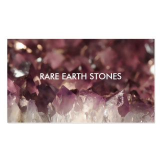 Gems and Stones Business Card