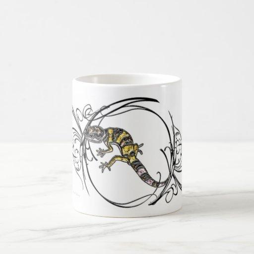 Gems Gecko Coffee Mug