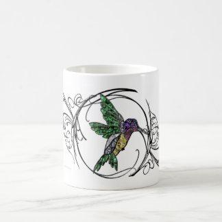 Gems Hummingbird Coffee Mug