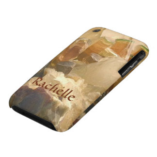 Gems monogrammed Case-Mate iPhone 3 cases