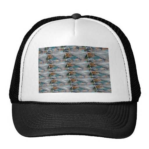 Gems n Marvellous Marble Stones Mesh Hat