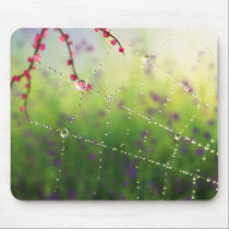 Gems of a Spring Morning Mousepad