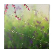 Gems of a Spring Morning Tile / Trivet