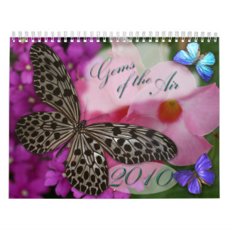 Gems of the Air Calendar