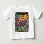 Gems of the sea infant t-shirt