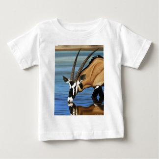 Gemsbok, Africa, Wild Life, Animal, Oil Painting Shirt