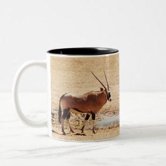 Gemsbok South African National Parks mugs & cups