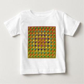 Gemstone background baby T-Shirt