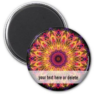 Gemstone Dream kaleidoscope Magnet