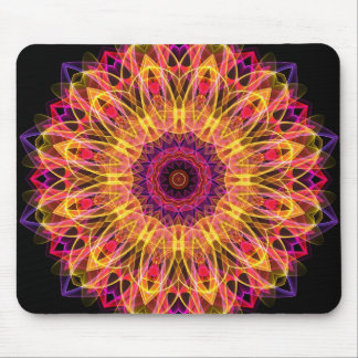 Gemstone Dream kaleidoscope Mouse Pad
