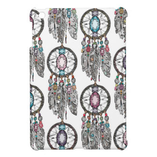 gemstone dreamcatcher cover for the iPad mini