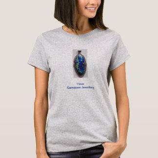 Gemstone Jewellery T-Shirt