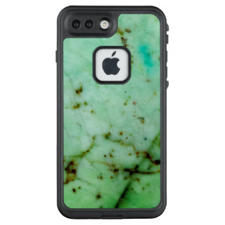 Gemstone Series - Green and Turquoise Blue Jade LifeProof FRĒ iPhone 7 Plus Case
