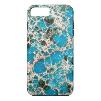 Gemstone Series - Turquoise Mosaic iPhone 7 Plus Case