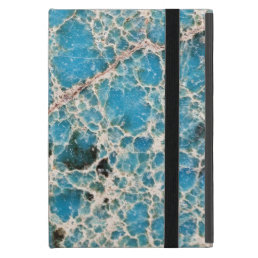 Gemstone Series - Turquoise Roadmap iPad Mini Case