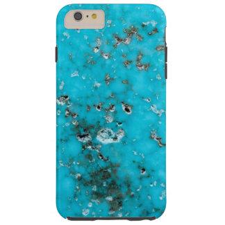 Gemstone Series - Turquoise Tough iPhone 6 Plus Case