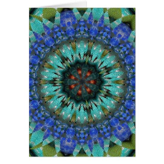 Gemstone Tiles Card