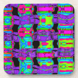 Gemstones Beverage Coaster