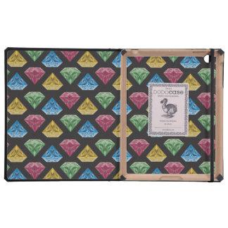 Gemstones iPad Case
