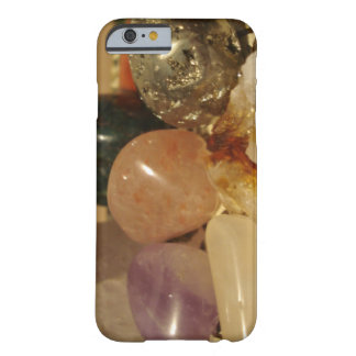 Gemstones & Crystals - iPhone 6/6s, Barely There Barely There iPhone 6 Case