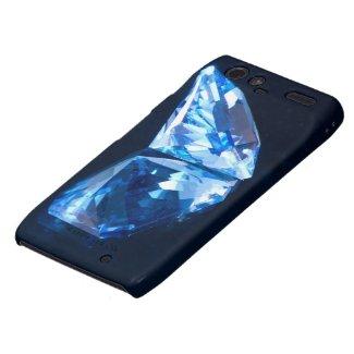 Gemstones Droid RAZR Case